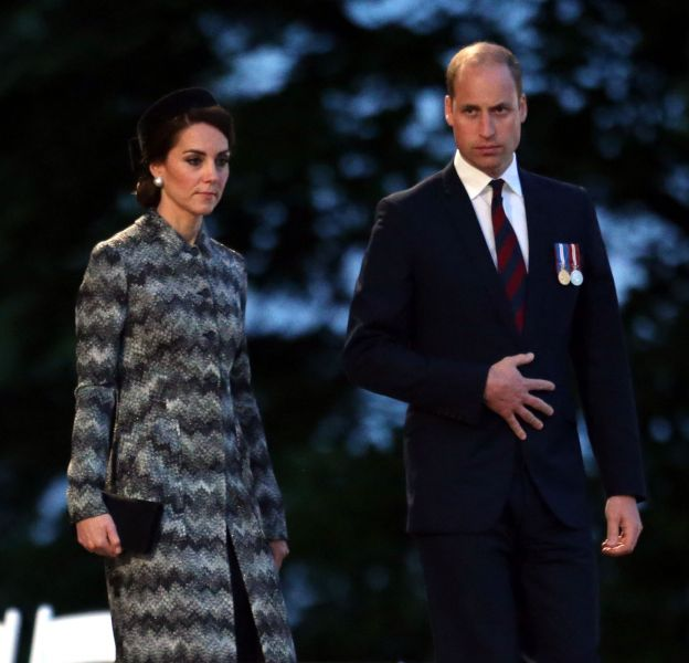 Kate Middleton a fait une apparition remarquée dans le Nord de la France.