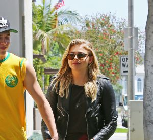 Chloë Moretz et Brooklyn Beckham : toujours plus amoureux !