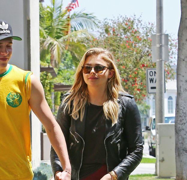Brooklyn Beckham et Chloë Moretz sont plus amoureux que jamais.