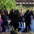 Les deux se sont mariés en Italie en mai 2014.