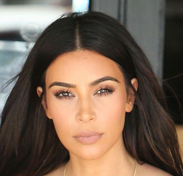 Kim Kardashian enflamme à nouveau la Toile en publiant des photos de sa participation au nouveau clip de Fergie.