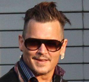 Johnny Depp : en plein divorce, il insulte Amber Heard avec un tatouage !