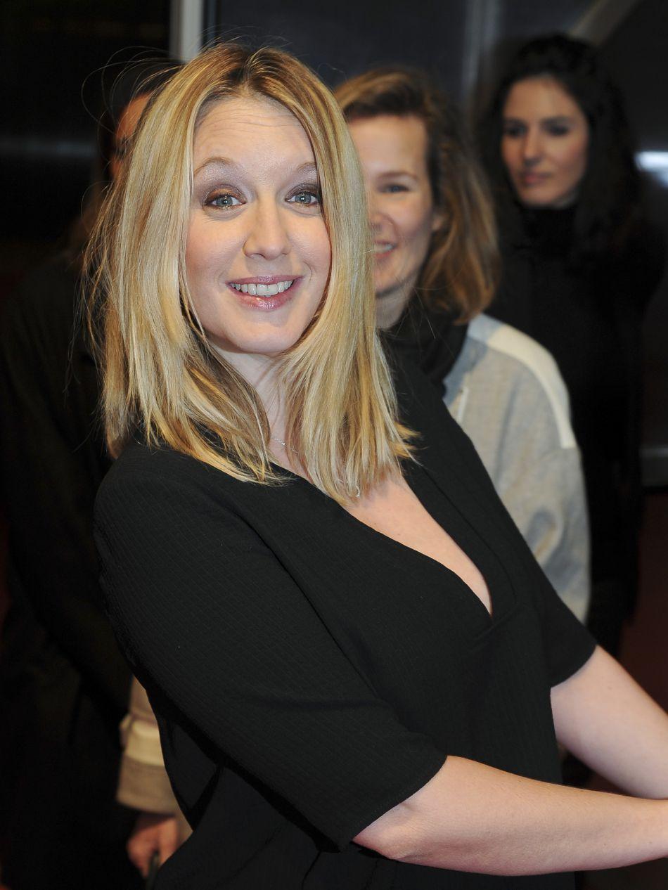 """L'an dernier, l'actrice française a été à l'affiche de """"La Résistance de l'air"""" de Fred Grivois."""