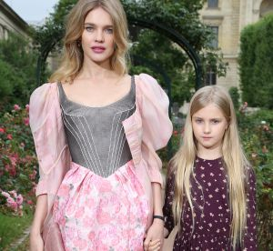 Natalia Vodianova, sortie mode avec Neva : sa fille est une vraie beauté