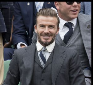 David Beckham fête sur les réseaux sociaux son anniversaire de mariage aux côtés de sa Spice Girl.