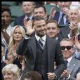 David Beckham légende sa photo d'un touchant message à sa femme pour fêter les dix-sept années de mariage !