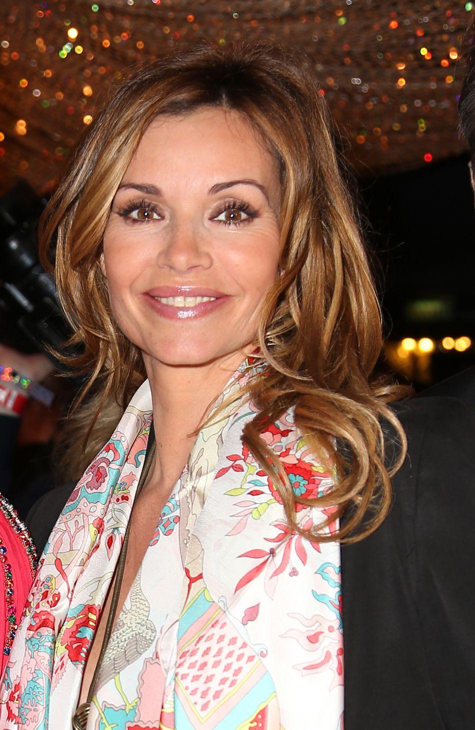 Ingrid Chauvin à l'élection Top Model Belgium le 24 janvier 2016.
