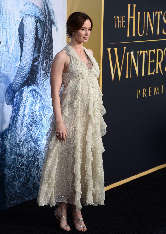 Le mari d'Emily Blunt, l'acteur  John Krasinski a annoncé sur Twitter, la naissance de leur enfant.