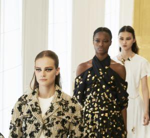 Dior Haute Couture : l'avènement du noir et blanc