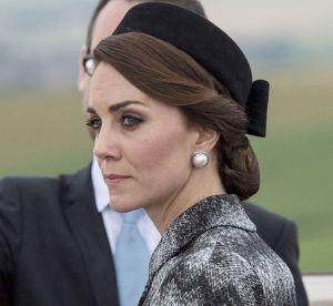 Kate Middleton : le secrets de ses chignons parfaits ? Un filet invisible