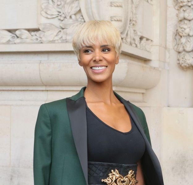 Shy'm fait sensation à cette Fashion Week parisienne avec son changement capillaire.