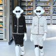 Défilé Chanel Printemps-Eté 2017 : la femme robot mise à l'honneur.