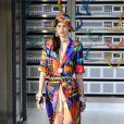 Défilé Chanel Printemps-Eté 2017 : l'imprimé futuriste comme nouveau chic.
