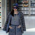 Défilé Chanel Printemps-Eté 2017 : la marque donne sa version de la street girl.