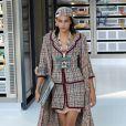 Défilé Chanel Printemps-Eté 2017 : le tweed se réinvente.