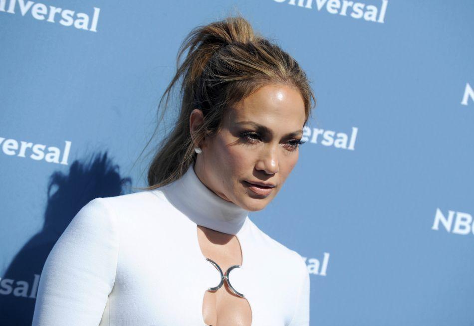Jennifer Lopez sexy et assumée.