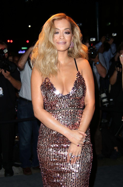 La chanteuse Rita Ora toujours plus sexy Instagram.