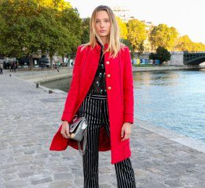 Ilona Smet radieuse à Paris.