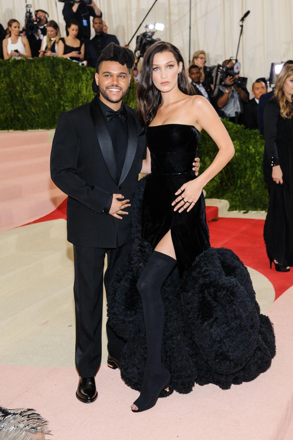 La jeune femme est en couple avec le chanteur The Weeknd.