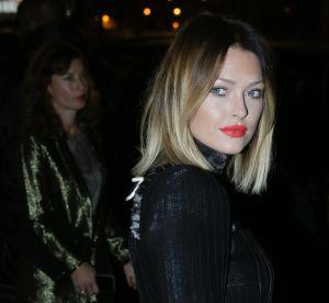 Caroline Receveur : sexy en cuissardes pour un street look réussi