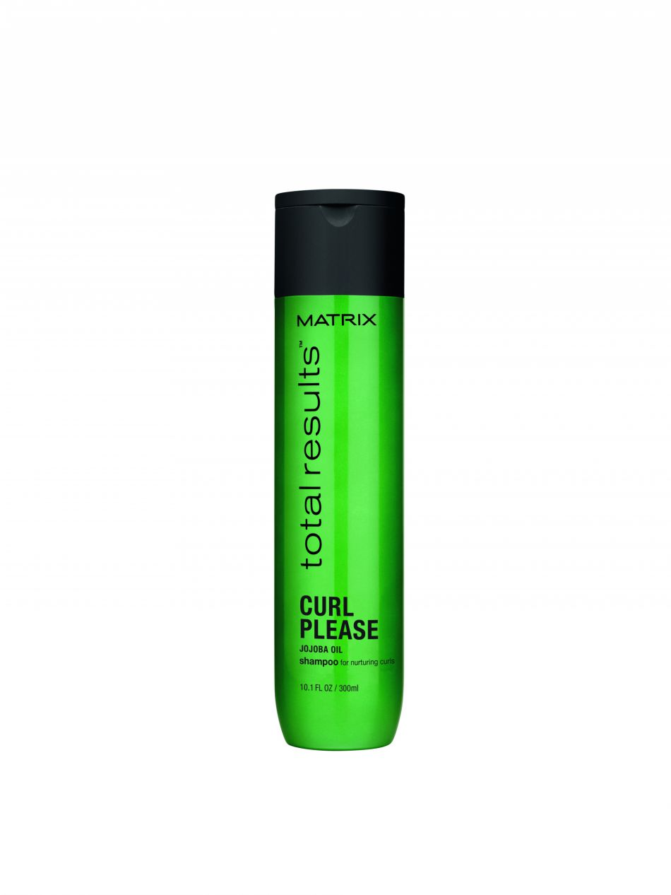 Curl Please, shampoing Matrix, 7,40€.