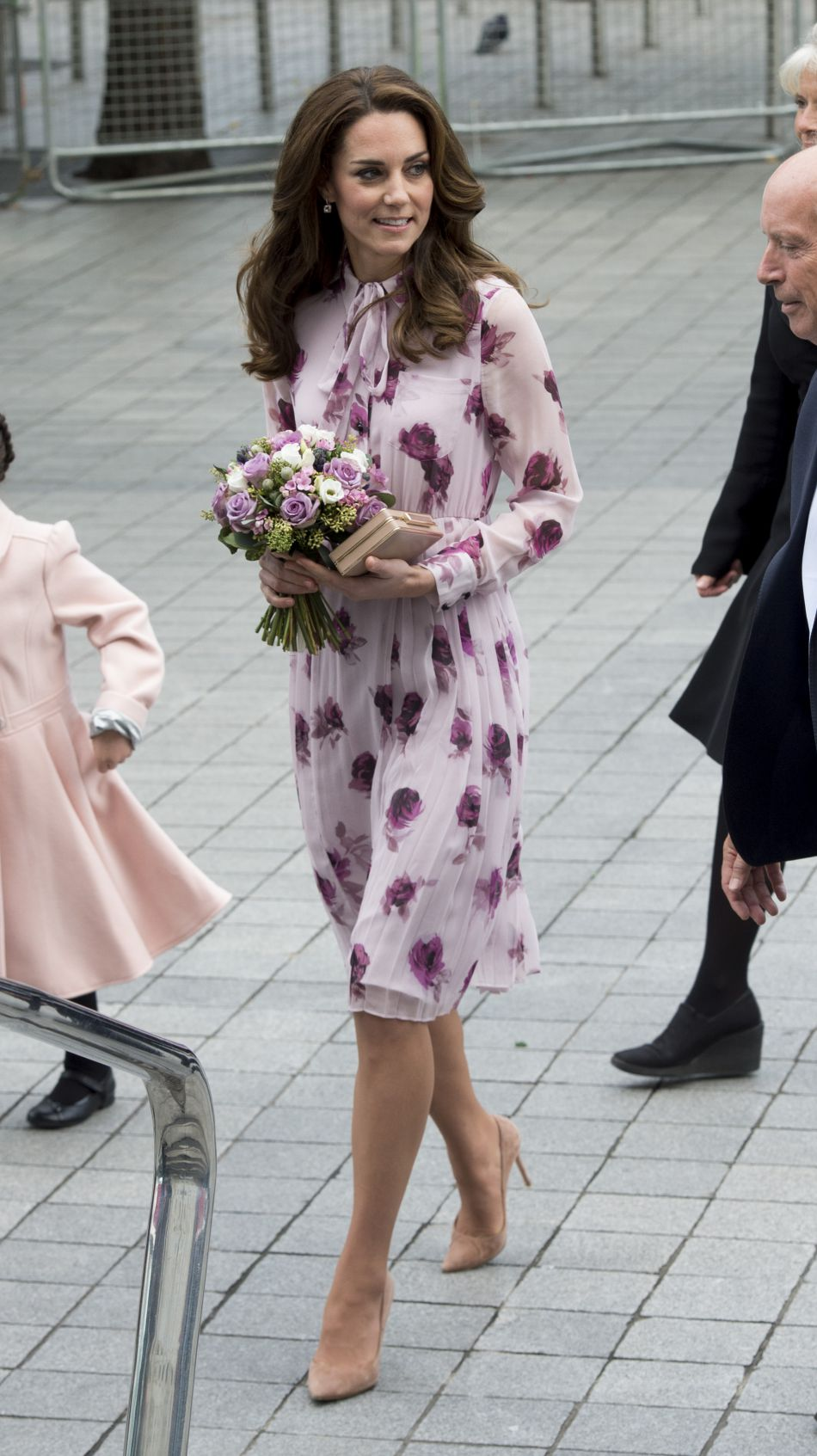 Kate Middleton, encore et toujours princesse du style.