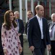 Kate Middleton et le prince William ont pris part à une réception donnée dans le cadre de la journée mondiale de la santé mentale, le lundi 10 octobre.