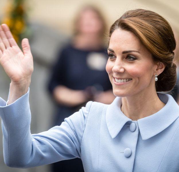 Kate Middleton serait-elle enceinte du troisième ?