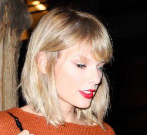 Taylor Swift a fait la fête à New-York ce jeudi 13 octobre 2016.
