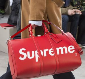 Louis Vuitton X Supreme, la collaboration inattendue