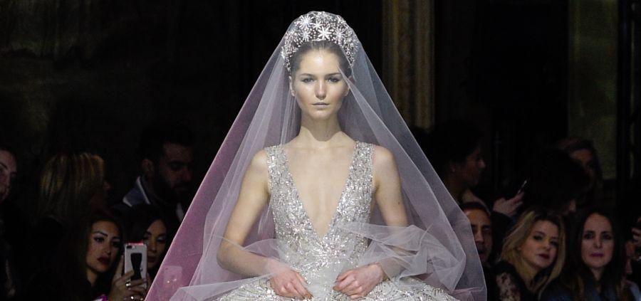 Inspiration : les mariées de la Haute Couture Printemps-Été 2017