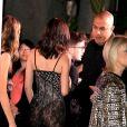 Kendall Jenner a misé sur l'audace et le sexy pour la soirée  Harper's Bazaar .