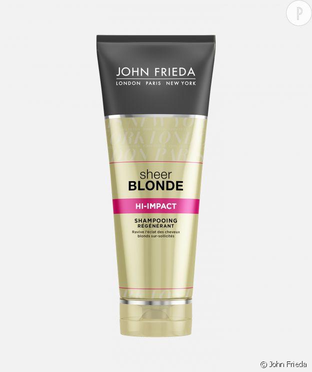 Sheer Blonde, John Frieda, 7,99€.