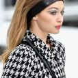Le maxi headband est l'accessoire phare de cette collection Automne-Hiver 2017/2018.