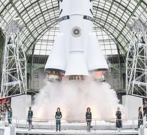 Défilé Chanel : 5 choses à retenir du show sur orbite de Karl Lagerfeld