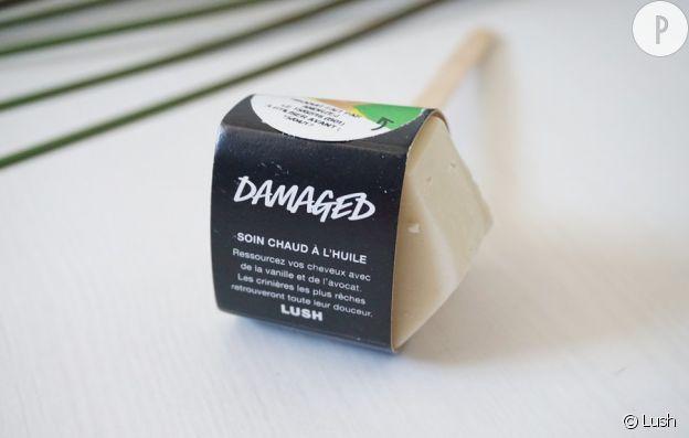 Damaged, Lush, 9,95€.