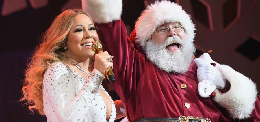 """""""All we want for christmas is"""" le sweat Oysho x Mariah Carey qu'on veut !"""