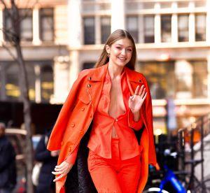 Gigi Hadid, Jennifer Lopez : les stars vont nous convaincre d'oser le corail