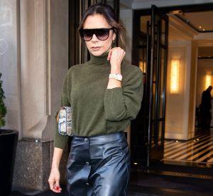 Victoria Beckham réactualise le look de la working girl (et prend des risques)