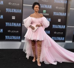 On veut voir la vie en rose avec le nouveau lipstick de Rihanna !
