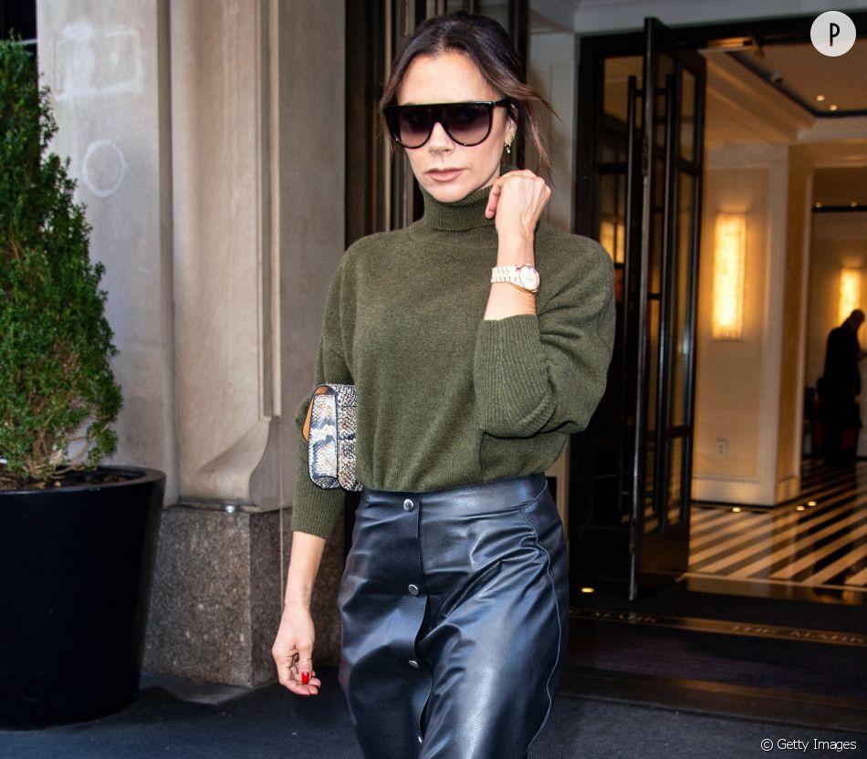 Victoria Beckham lance sa marque de produits de beauté