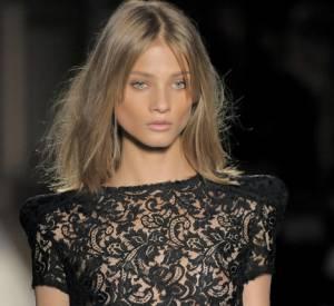 Tout Comme Gisèle Bundchen, c'est dans un fast food qu'Anna a été découverte par un scout. Elle a défilé pour Dior, Balmain, Lanvin, Yves Saint Laurent...