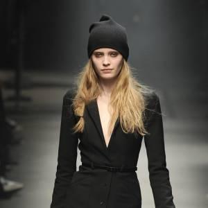 Elle vient d'être engagée par Chanel  pour sa récente campagne mode.