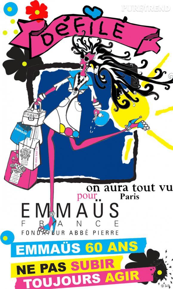 Les 60 ans d'Emmaüs