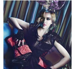 Madonna prend la pose pour Vuitton