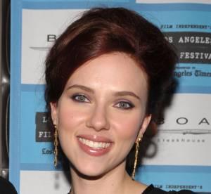Les coiffures de Scarlett Johansson