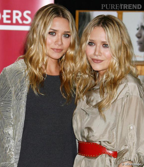 Les soeurs Olsen, membres du CFDA