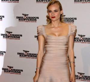 Les looks de Diane Kruger: chic ou estivale en mini robe