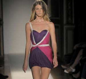 L'art de la robe asymétrique