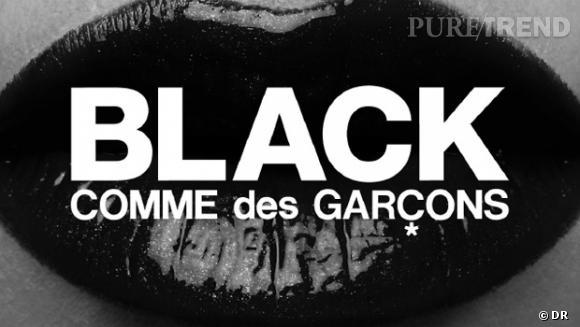 Comme des Garçons Black